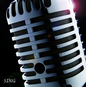 Sing Front Cover